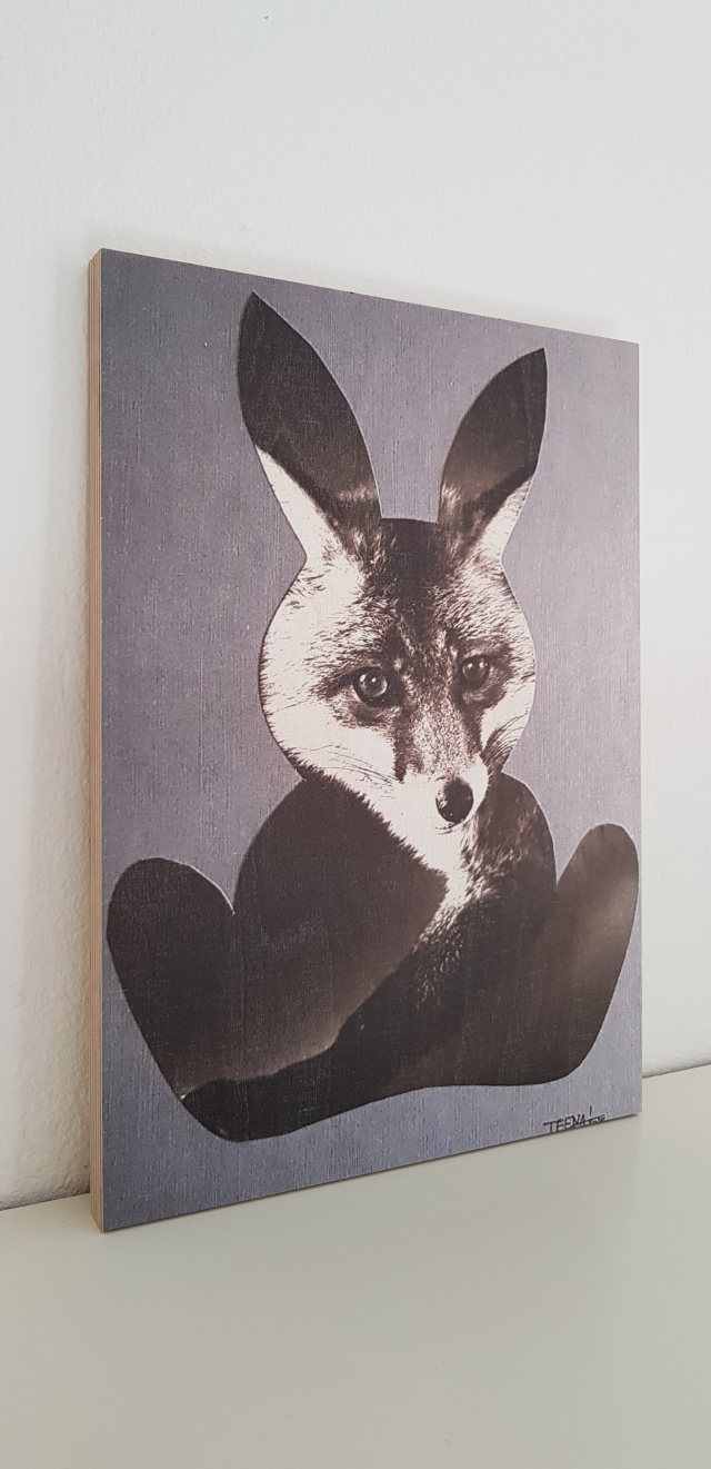 Limited Edition, Wild is the rabbit, Teena Leitow, Kunst kaufen, Limitierte Edition