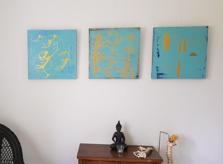 Mixedmediaart, assemblageart, contemporary art, Teena Leitow, Kunst, Ausstellung, affordable art