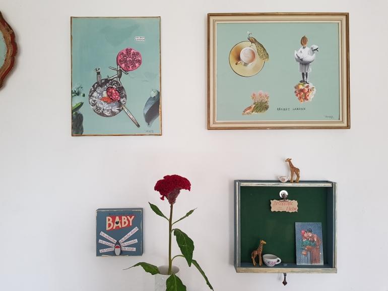 atelier acht, Teena Leitow, Atelier, Ausstellung, Kunst, Buchholz in der Nordheide, Hamburg